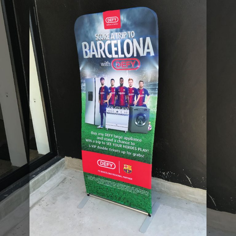 s banner
