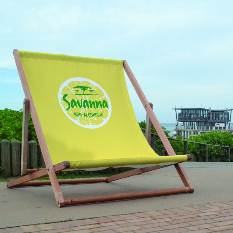 giant beach chair