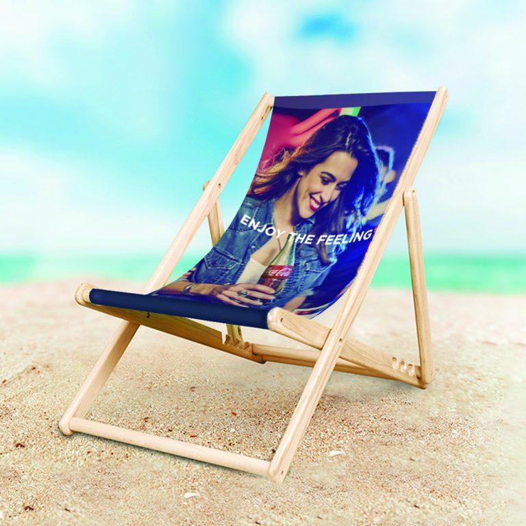 giant beach chair