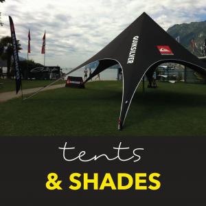 Tents & Shades