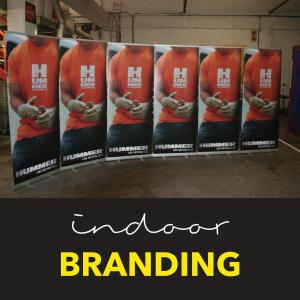 Ad Indoor Branding