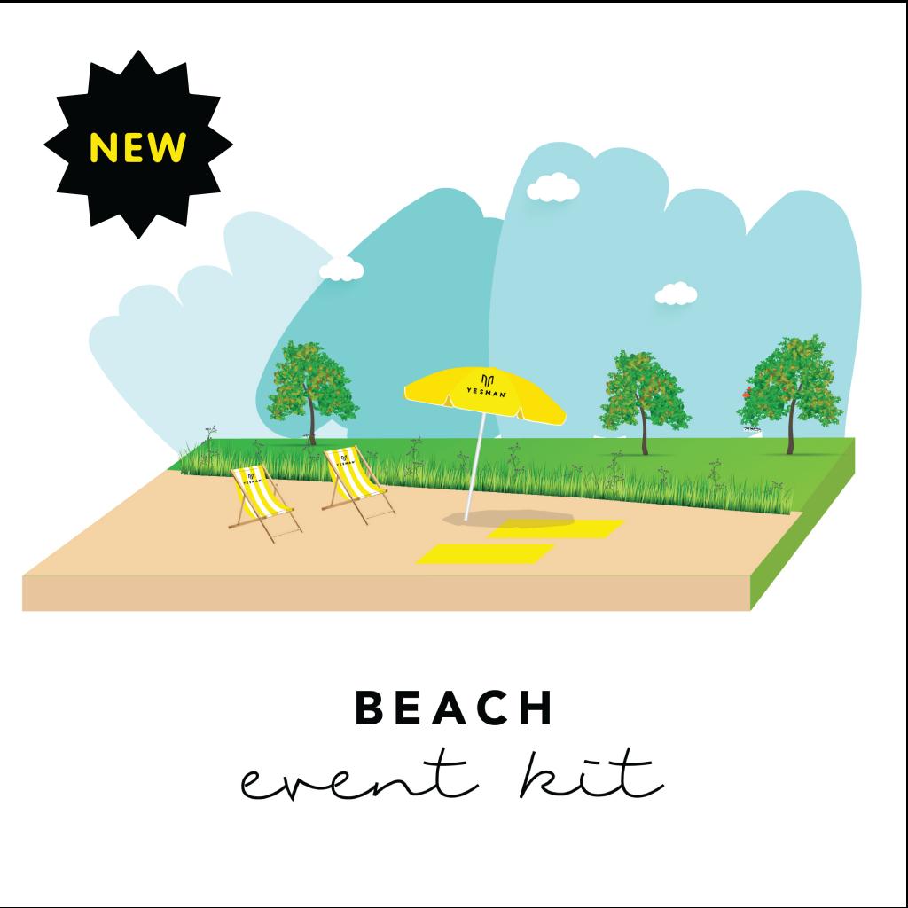 beach event kit