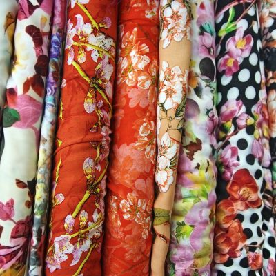 polyester-based fabric